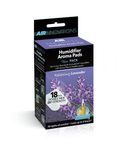 Air Innovations Essential Oil Humidifier Aromatherapy Refill Pads 18-pack