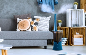 Feel Better In Winter By Running Humidifiers In Your Space