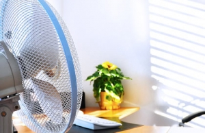Get That Air Circulating - Using fans to Improve Indoor Air