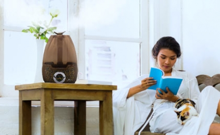 Invest In An Ultrasonic Humidifier For Back To School
