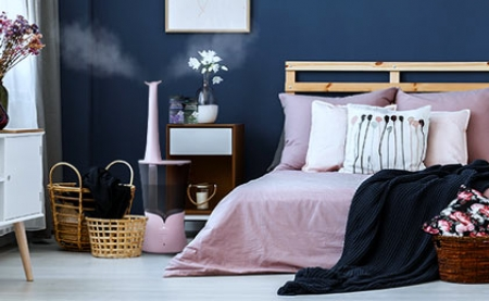 The Comfort That Comes With A Humidifier And Aromatherapy