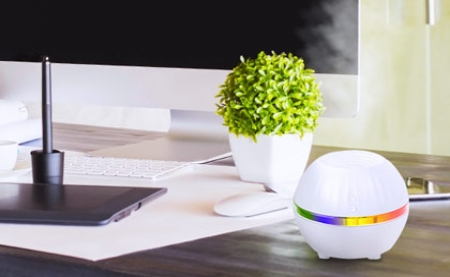 How to Make Your Home Comfy With A Cool Mist Humidifier
