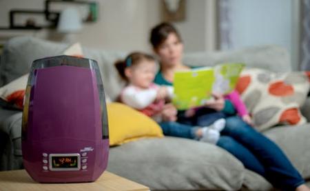 Is An Ultrasonic Humidifier Safe?
