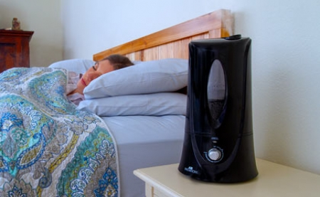 How A Humidifier And Aromatherapy Can Keep Your Healthy This Holiday Season