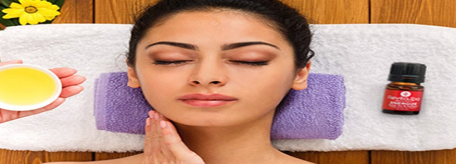 Spa Experience at Home; 4 Best Essential Oils for Combination Skin