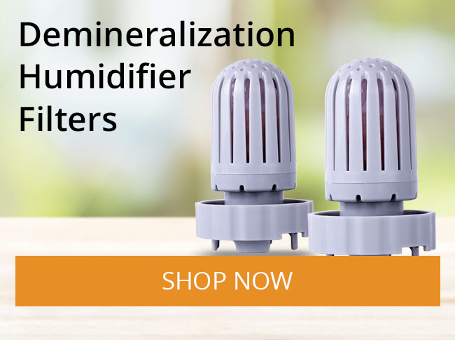 Air Innovations Humidifier Demineralization Filters